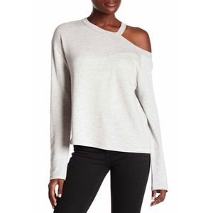 NWT RAG&BONE/JEAN Grey Sky Long Sleeve Shirt
